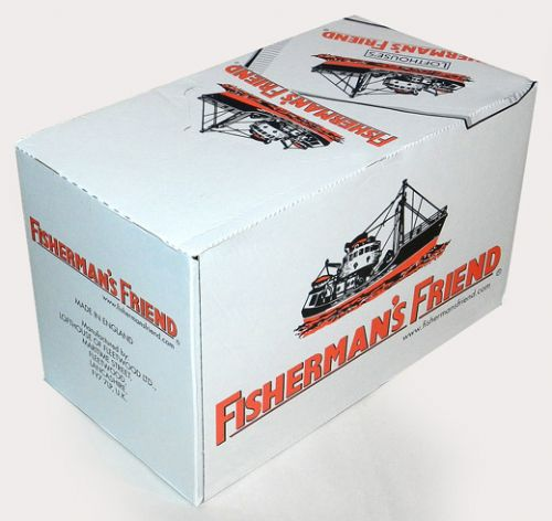 P105 FISHERMAN'S FRIEND X STRONG